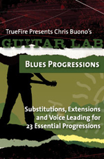 blues-progressions