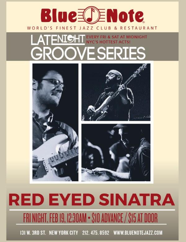 Red Eyed Sinatra